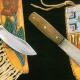 Ножи первопроходцев Великих равнин Северной Америки