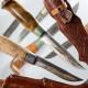 История ножей Мартиини - оригинальный облик ножа, идеального для охоты