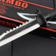 Многофункциональный нож на кухне и хлебный нож в походе! Почему бы и нет?