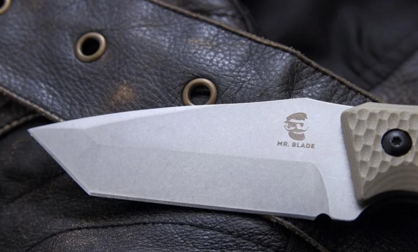 Aldo – Mr.Blade – Клинок