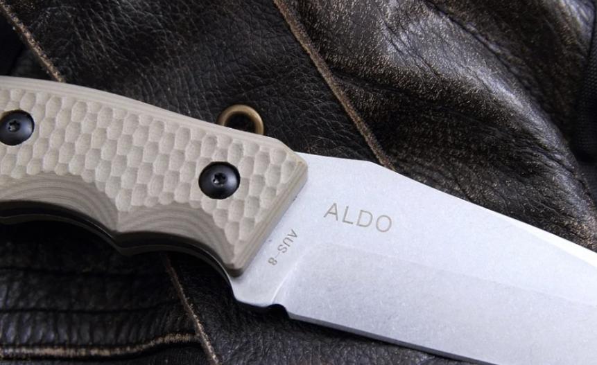 Aldo – Mr.Blade – Рукоять