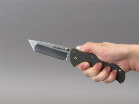 Cold Steel Code 4 Tanto