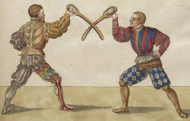 Дюссак – EDC средневекового бедняка