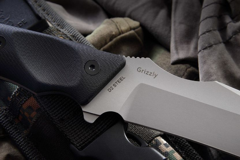 GRIZZLY Mr.Blade