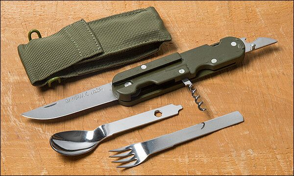 Складные ножи армий Франции и Германии