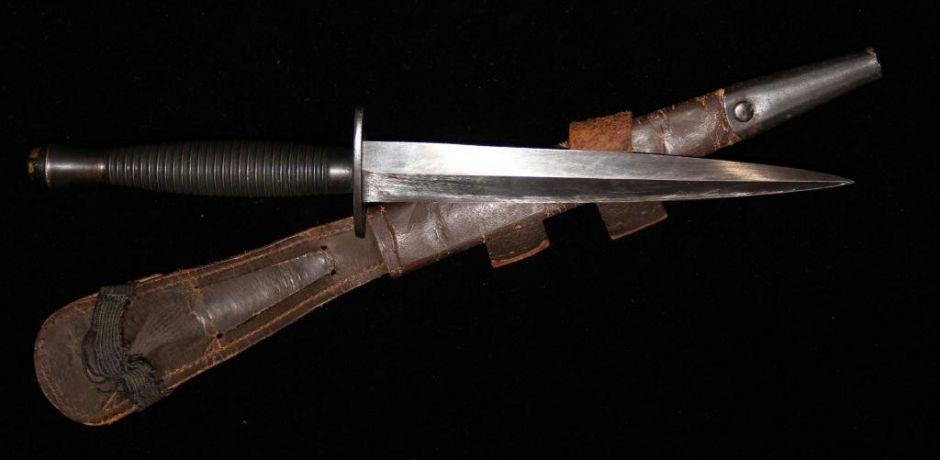 Боевые ножи Польши в послевоенный период