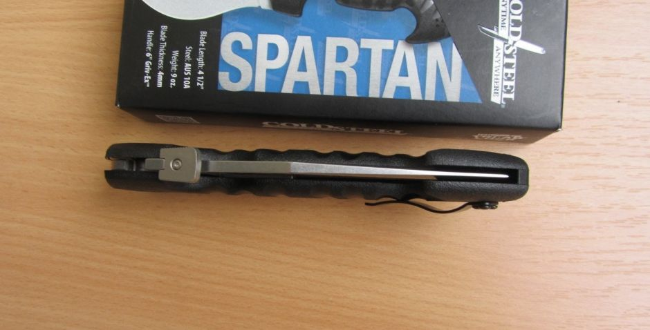 Spartan– Cold Steel