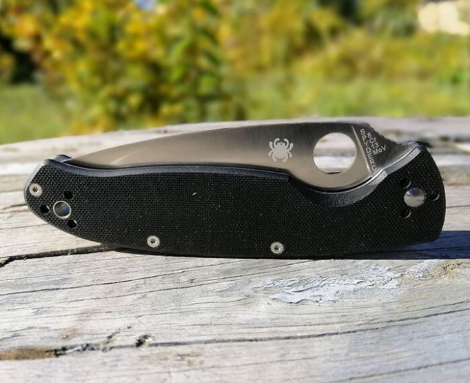 Spyderco Resilience