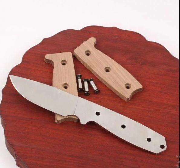 ТТХ ножа из набора