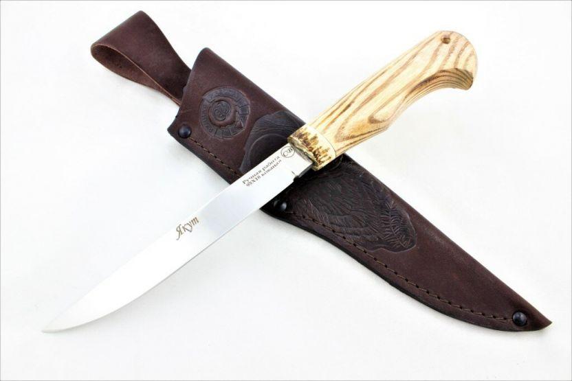 Якутский нож из Дагестана