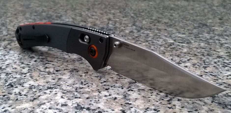 Benchmade 15080-1 Crooked River