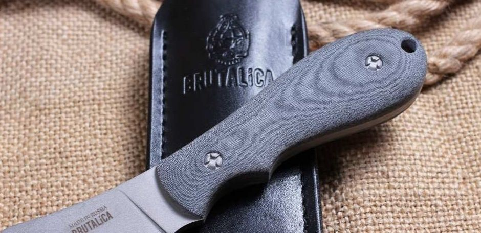 Tsarap от Brutalica Knives