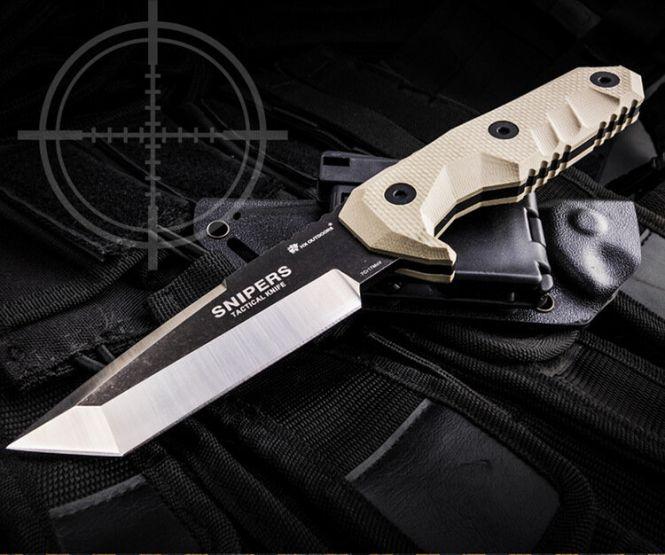 Нож боевой Snipers