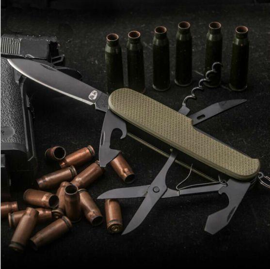 Многофункциональный нож HX outdoors Walkman