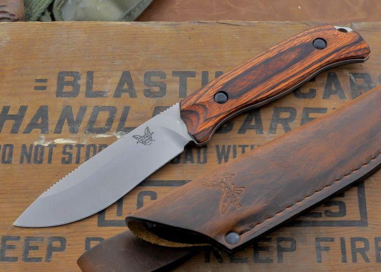 Охотничий нож Benchmade 15001-2 Hunt Saddle Mountain Skinner