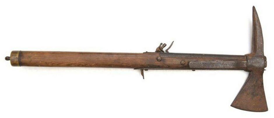 Оружие морских разбойников и моряков