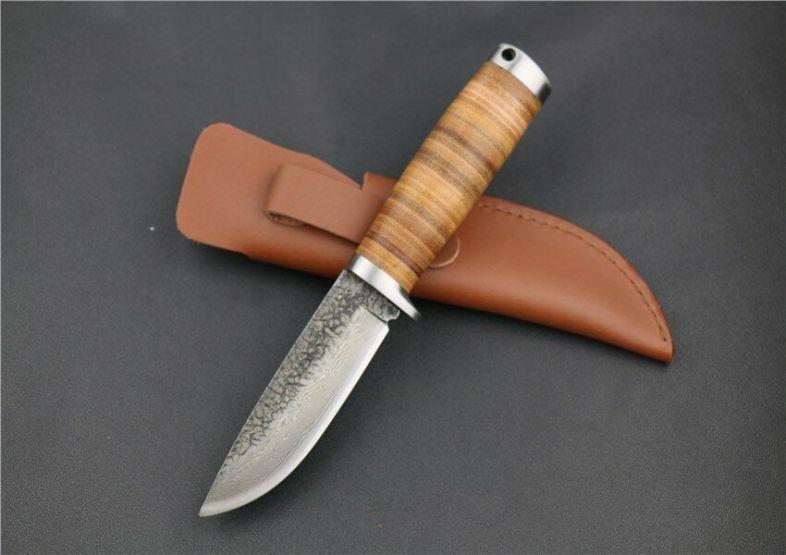 Безымянный нож для туризма и охоты