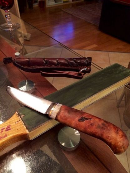 Нож лесной
