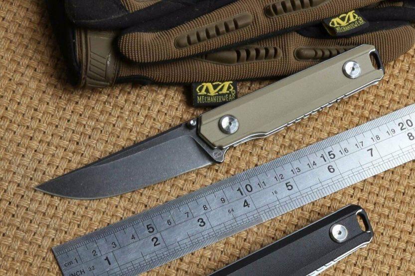 Городские складные ножи
