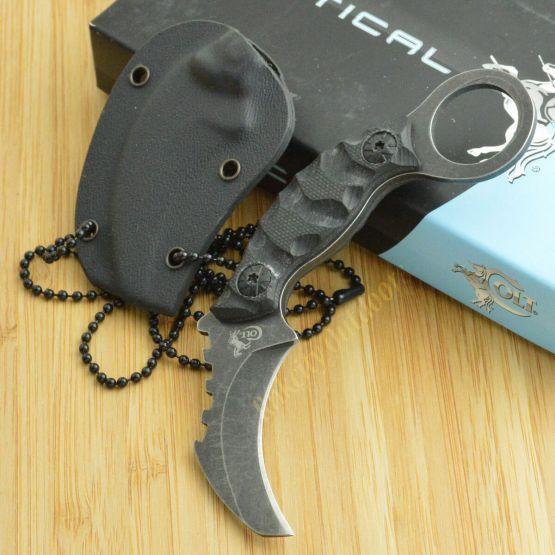 Colt Tactical Karambit Neck Knife