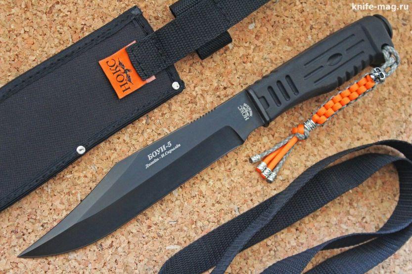 Современный тактический нож отечественного производства