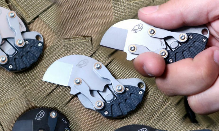 Eclipse oт Fulcrum Knives
