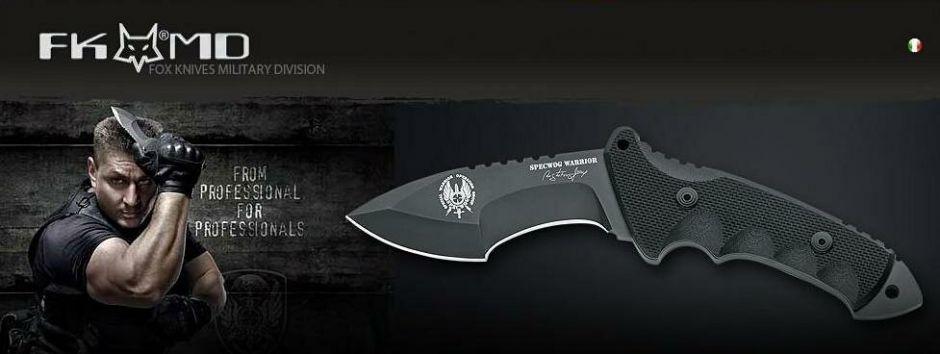 FKMD Specwog Warrior Combat Knife