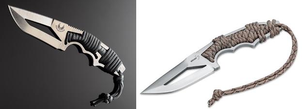 Скелетные ножи