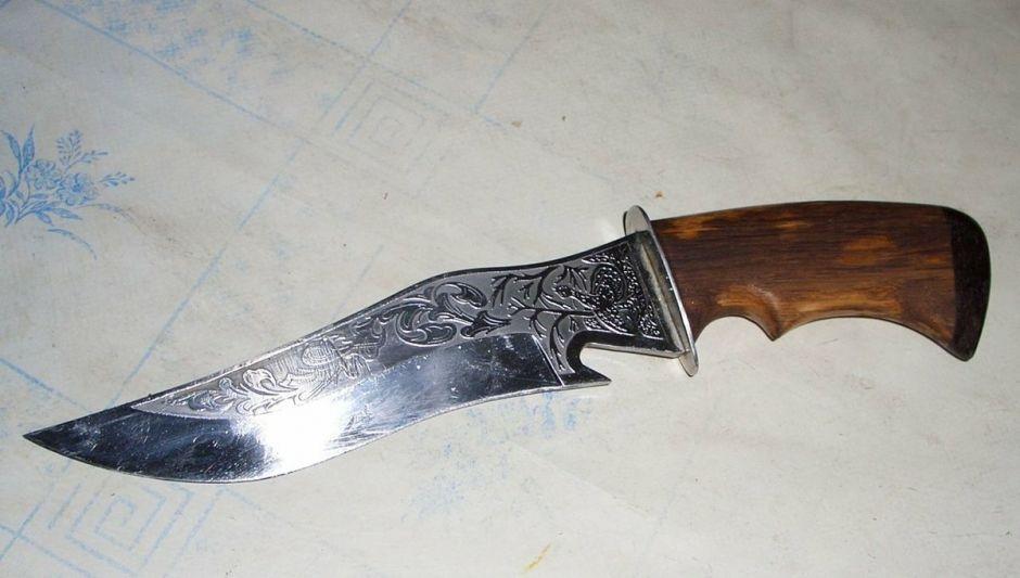 Какими бывают охотничьи ножи?
