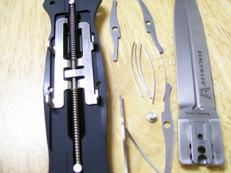 нож от Бенчмейд