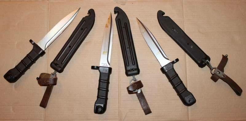 История появления экспериментального штык-ножа к АК-74