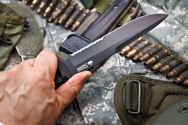 Ножи и закон