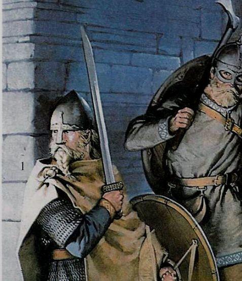 История появления меча викингов