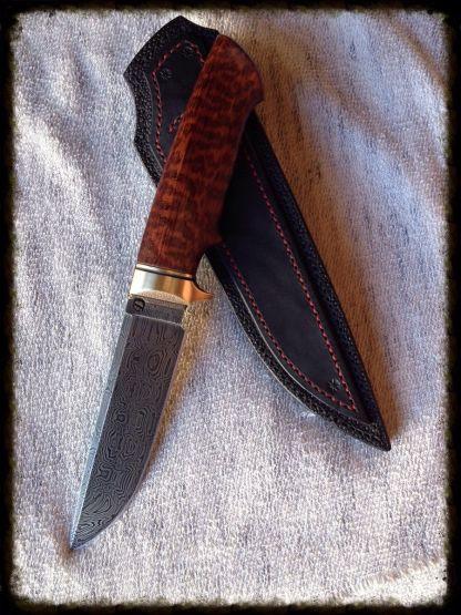 Искусственные материалы для изготовления рукоятей ножей