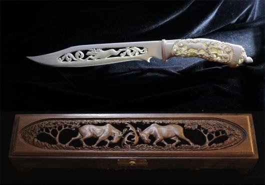 Какой нож выбрать, чтобы человек ему обрадовался?