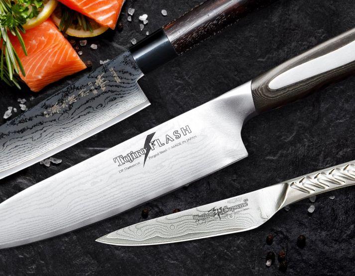 Какие бывают ножи?