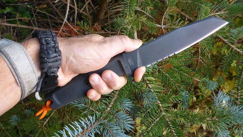 Особенности ножи и его клинок