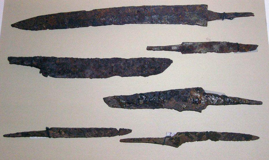 Новгородские ножи
