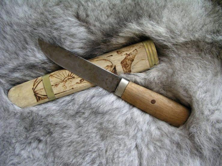Паренский нож
