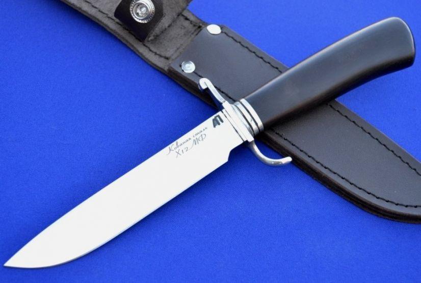 Достоинства Х12МФ как ножевой стали