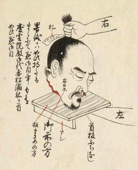 Какими были ножи японских самураев?
