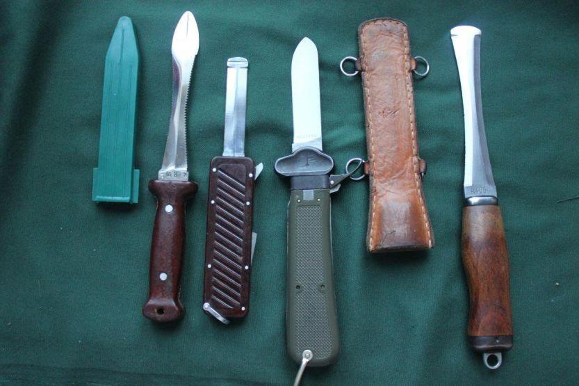 Особенности ножа ВДВ СССР