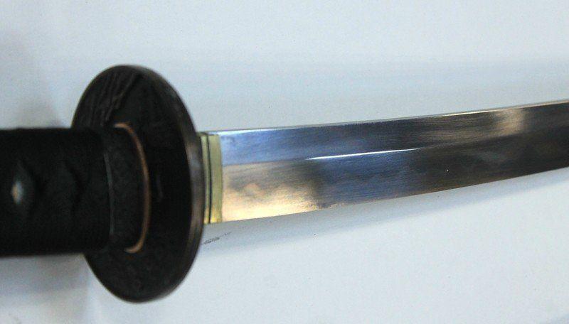 Первый способ – зонная закалка инструментальной стали