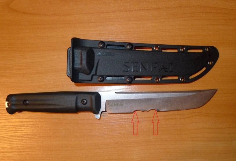 Твёрдость ножевой стали