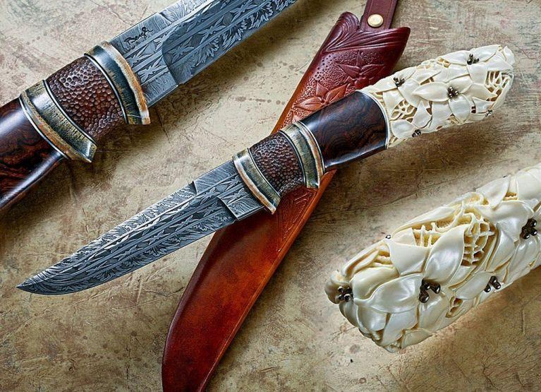 Мне нужен брендовый и дорогой нож!
