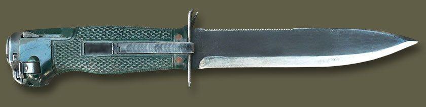 Стреляющий нож НРС-2