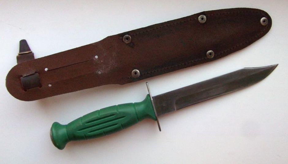 Несколько правдоподобных версий, объясняющих появление ножа НР-43