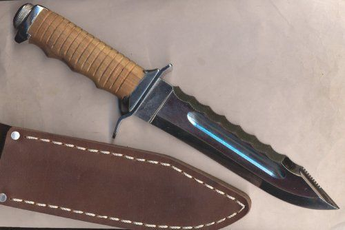 Как нож «Катран» был спасён от забвения?