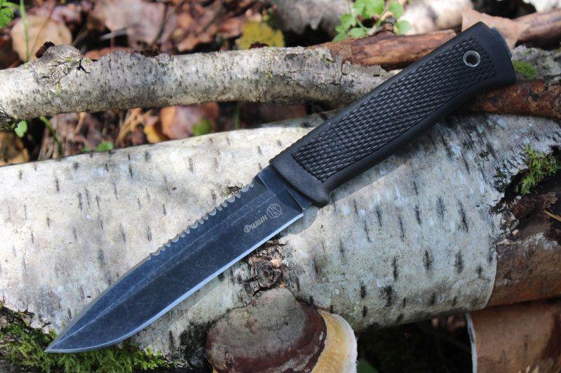 Достоинства серрейторных ножей