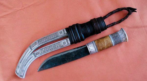 Клинки финских ножей